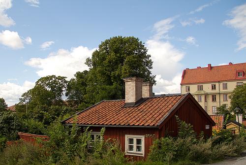 Stadt-Idyll