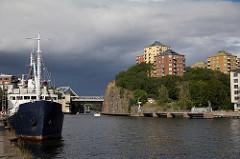Zwischen Södermalm und Kvarnholm