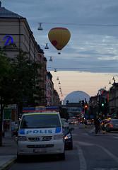 Abend in Södermalm