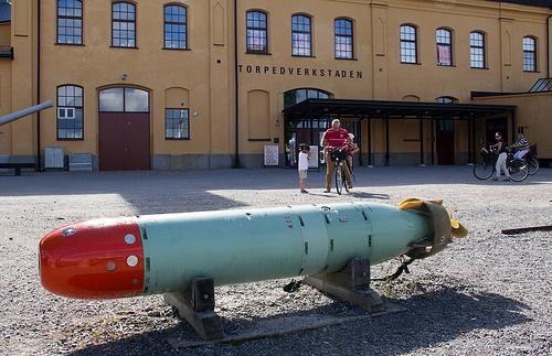 Torpedowerkstatt