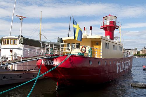 Leuchtturmschiff