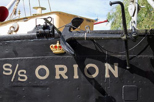 Königliches Lotsenboot